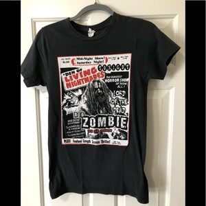 Other - Rob zombie band concert tour shirt S